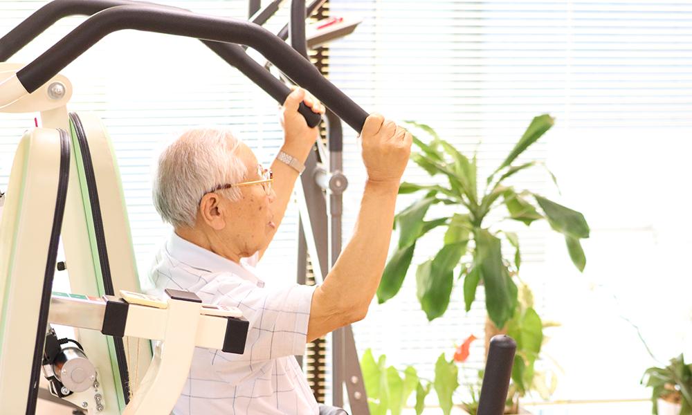 体幹の筋力強化